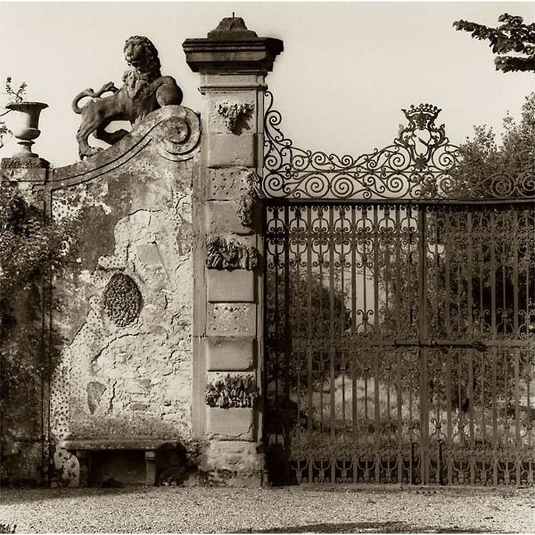 Printfinders Tuscan Gate By Alan Blaustein Photographic Print On Wrapped Canvas Canvas Art Wrapped Canvas Art Gallery Wrap Canvas