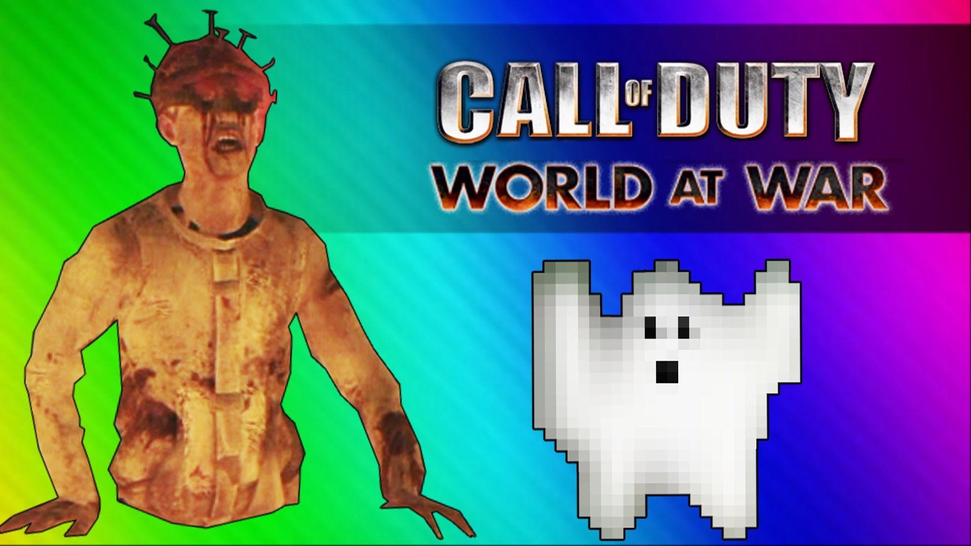 Giant Baby Zombie! (Call of Duty WaW Zombies Custom Maps, Mods ...