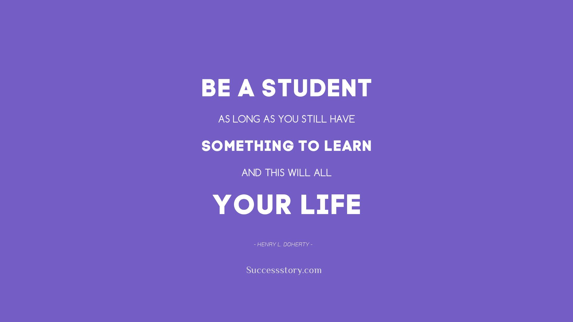 Student Success Quotes Inspirational