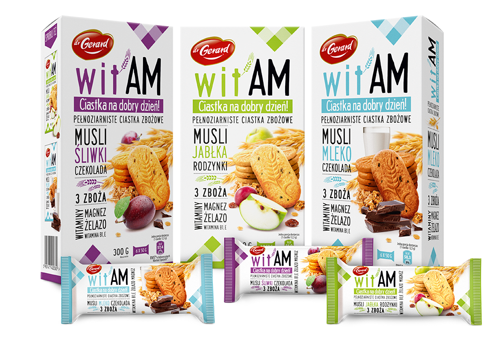 witam range of breakfast oat biscuits by dr gerard great copywriting witam is a polish greeting wit indicate frozen food packaging food packaging food pinterest