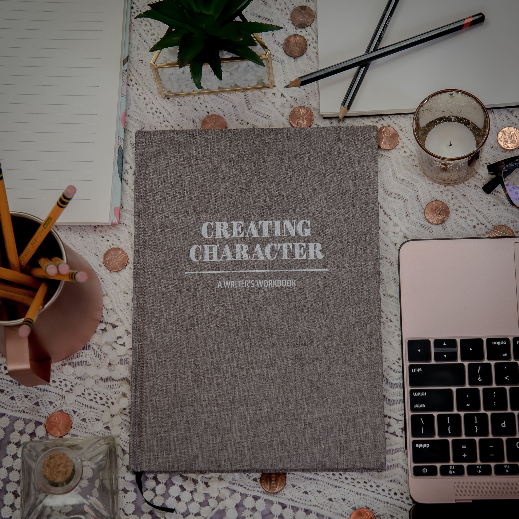 Creating Character Workbook