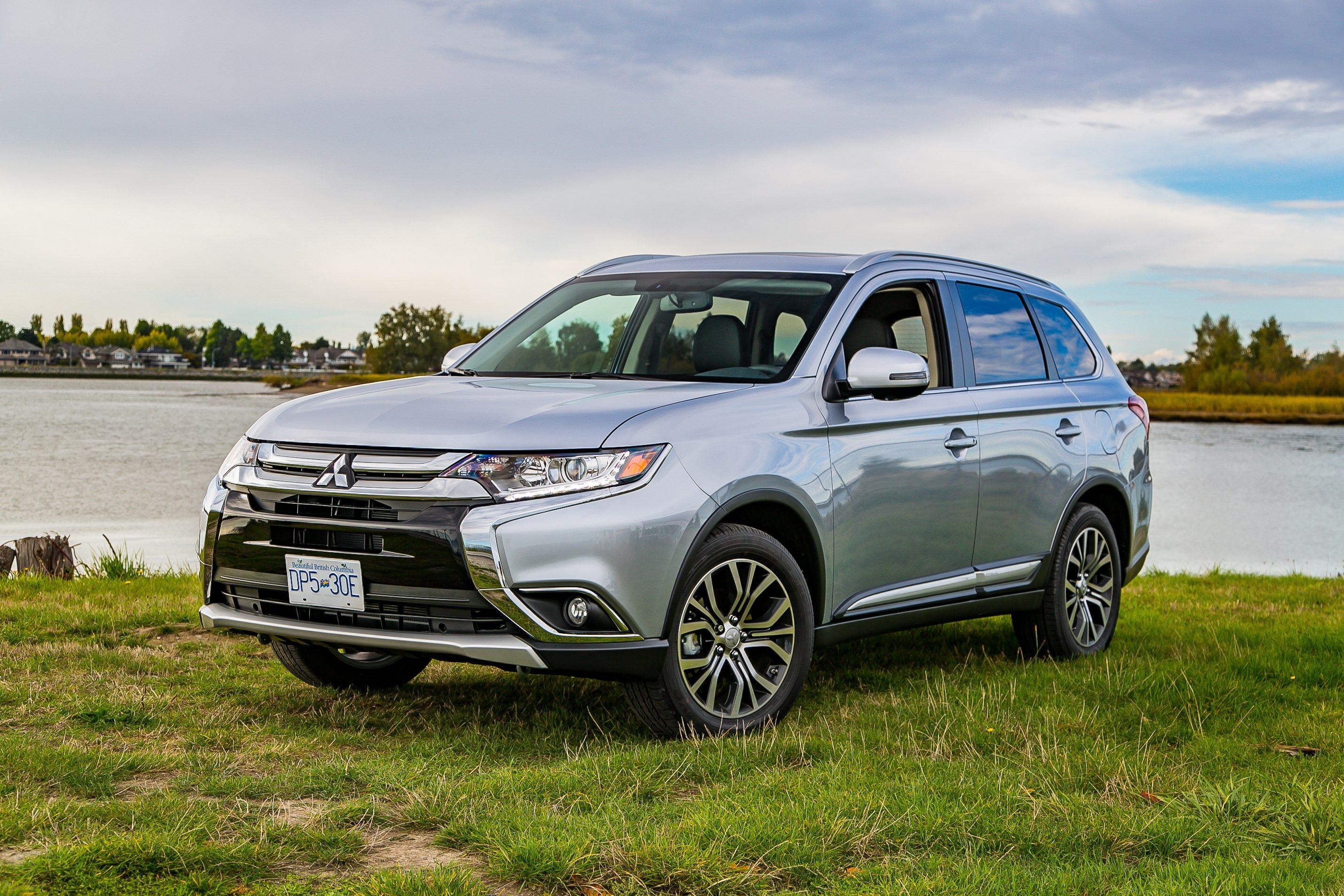 Mitsubishi Outlander 2017 Cars Pinterest