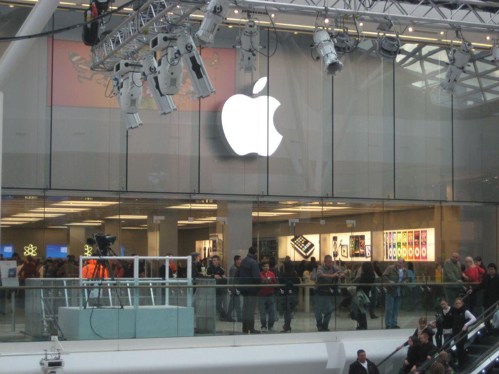 Westfield London Mall Design Westfield London