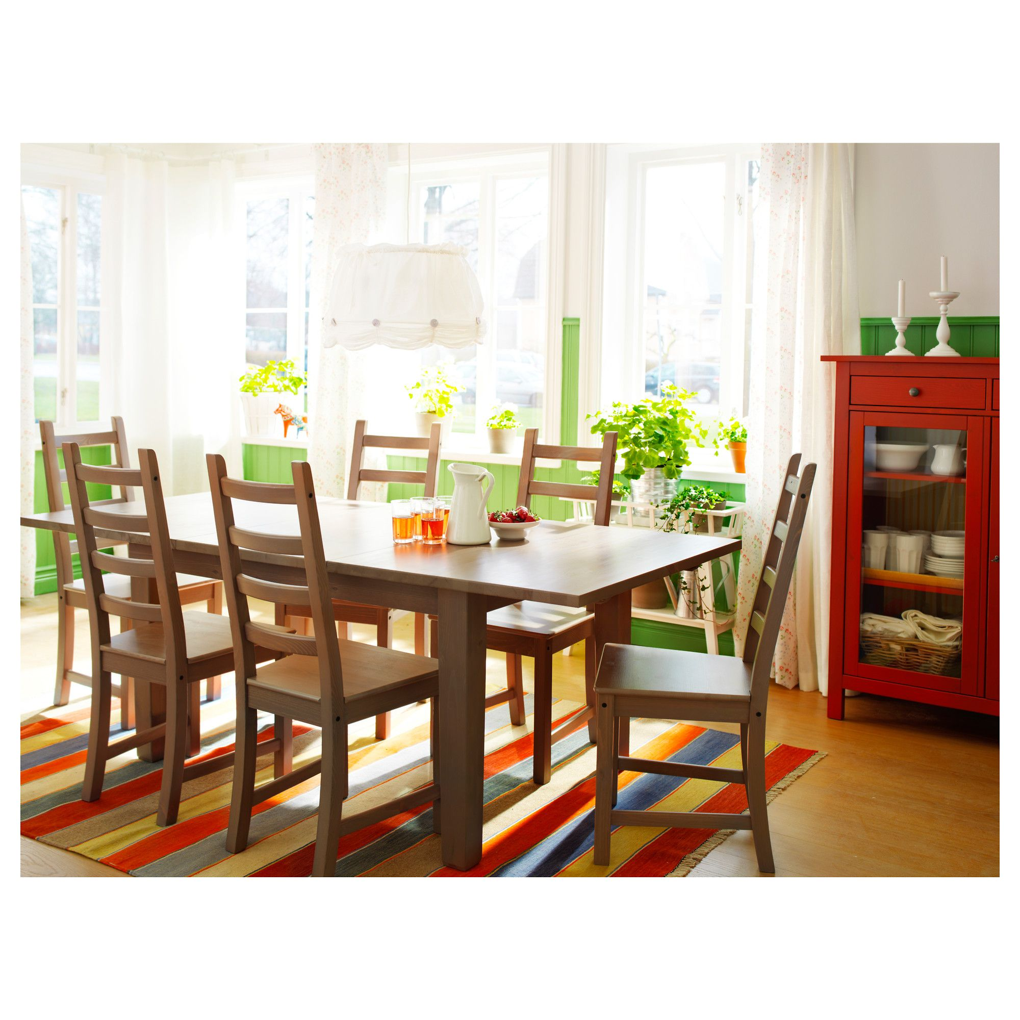 Fresh Kitchen Ikea Kitchen Table And Chairs Set With: Chair KAUSTBY Antique Stain In 2019