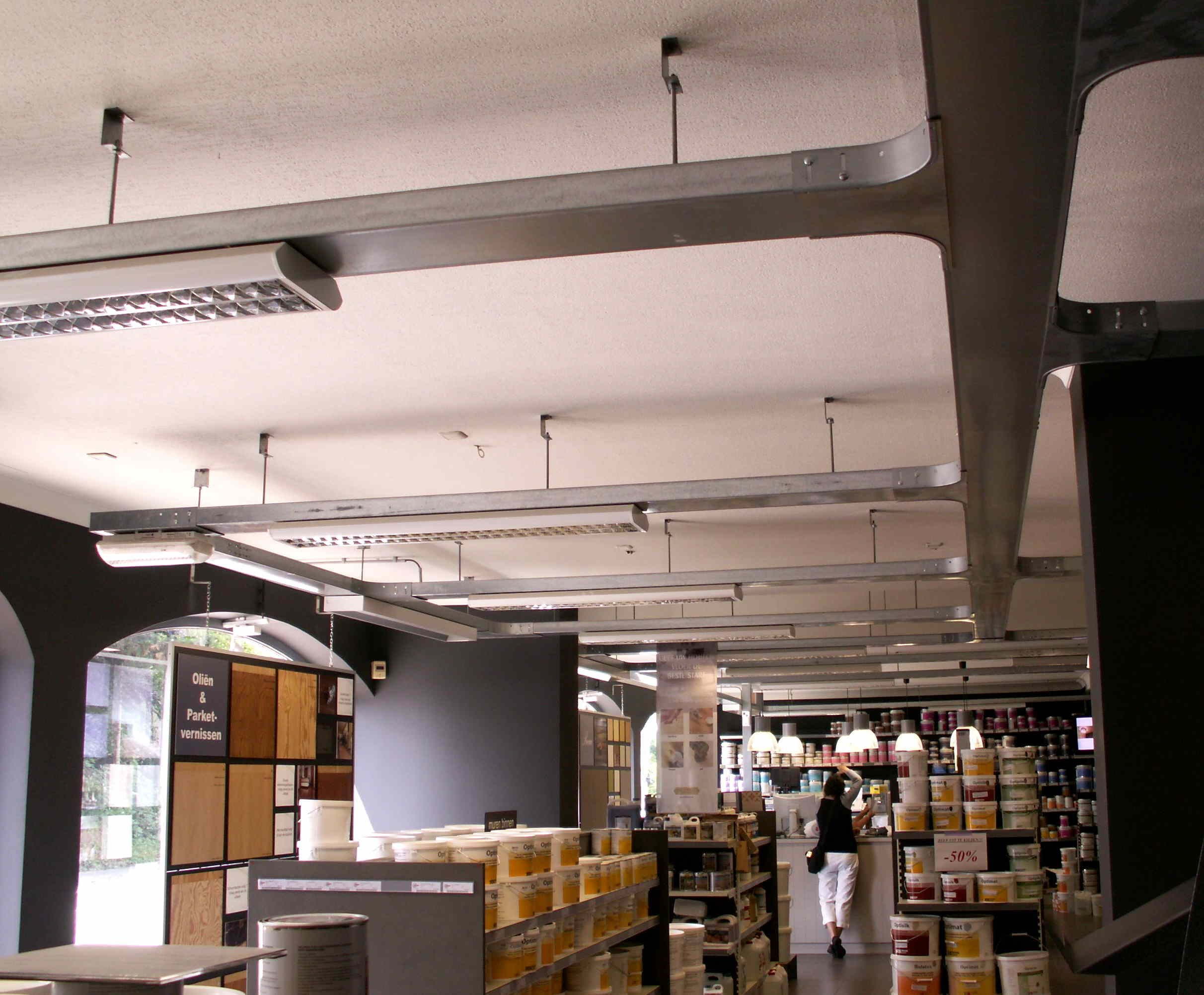 exposed ceiling lighting. Image Result For Commercial Open Ceiling Lighting Exposed