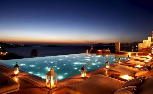 Bill Suites and Lounge, Mykonos