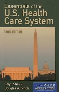 I am selling a used copy of Essentials Of The U.S. Health Care System (3rd Edition) by Leiyu Shi & Douglas A. Singh. Condition is very good. There may... #edition #singh #system #care #health #essentials