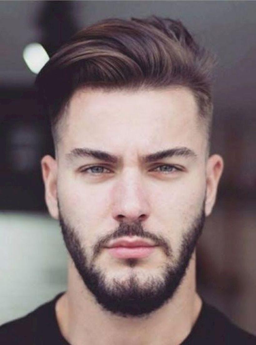 Mens short haircuts 2018  trendy mens haircuts   mane style  pinterest  hair styles