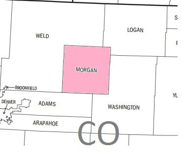 Morgan County Colorado - Subscription sites are not the best place to show off a full #genealogy tree, look at what we can offer