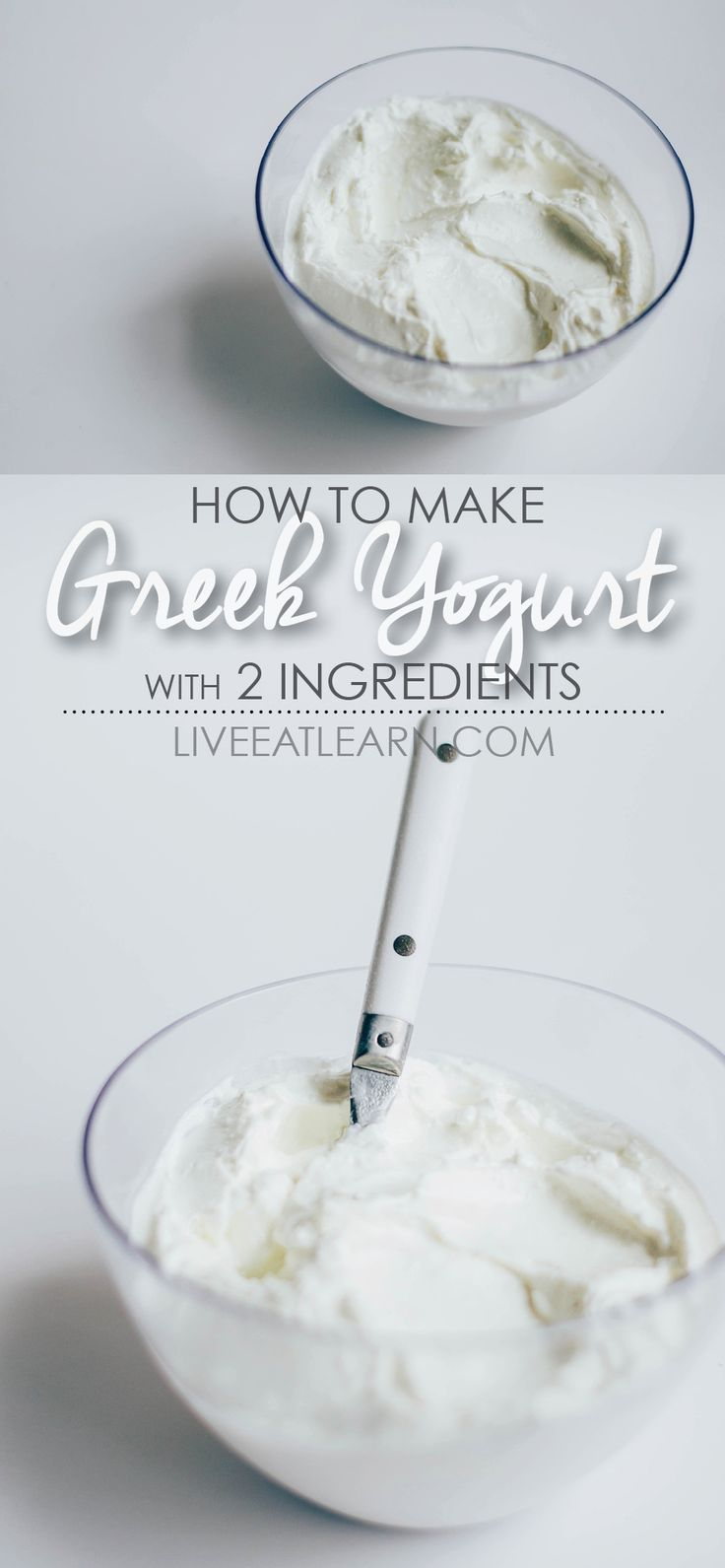 How To Make Greek Yogurt Recipe With Images Make Greek Yogurt Yogurt Yogurt Recipes
