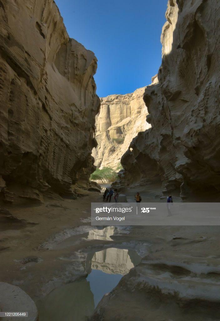 Beautiful Nature Inside Chahkooh Canyon Qeshm Island Persian Gulf Iran Photograp #Ad, , #AD, #Canyon, #Qeshm, #Chahkooh, #Beautiful