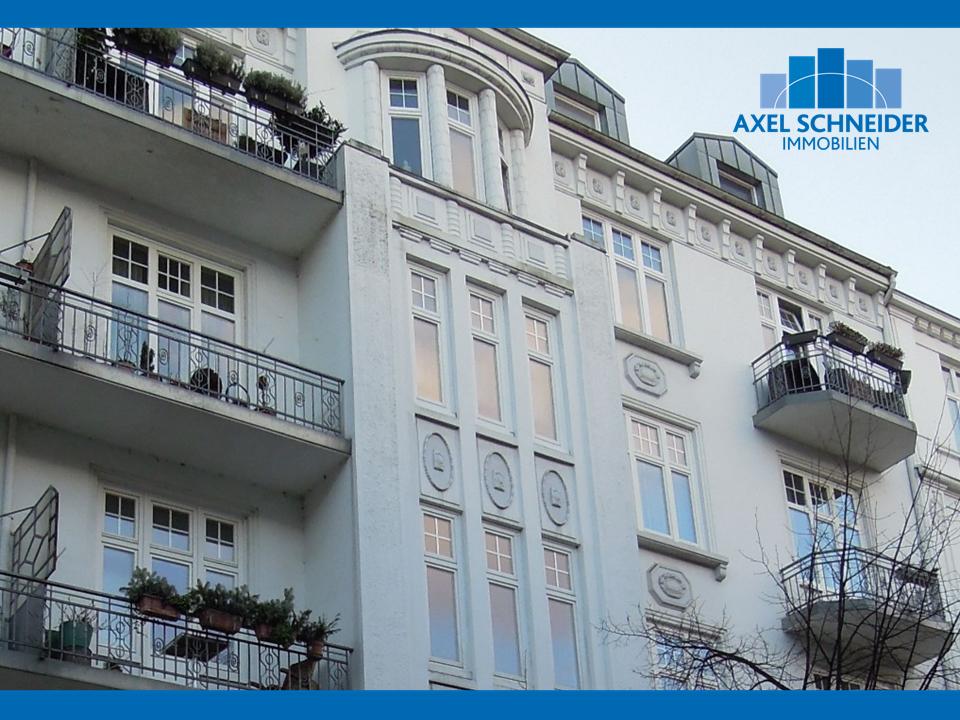 3 Zimmer Dachgeschoss Wohnung Mit Blick Uber Hamburg In Uhlenhorst Immobilienmakler Immobilien Mieten Hausverwaltung