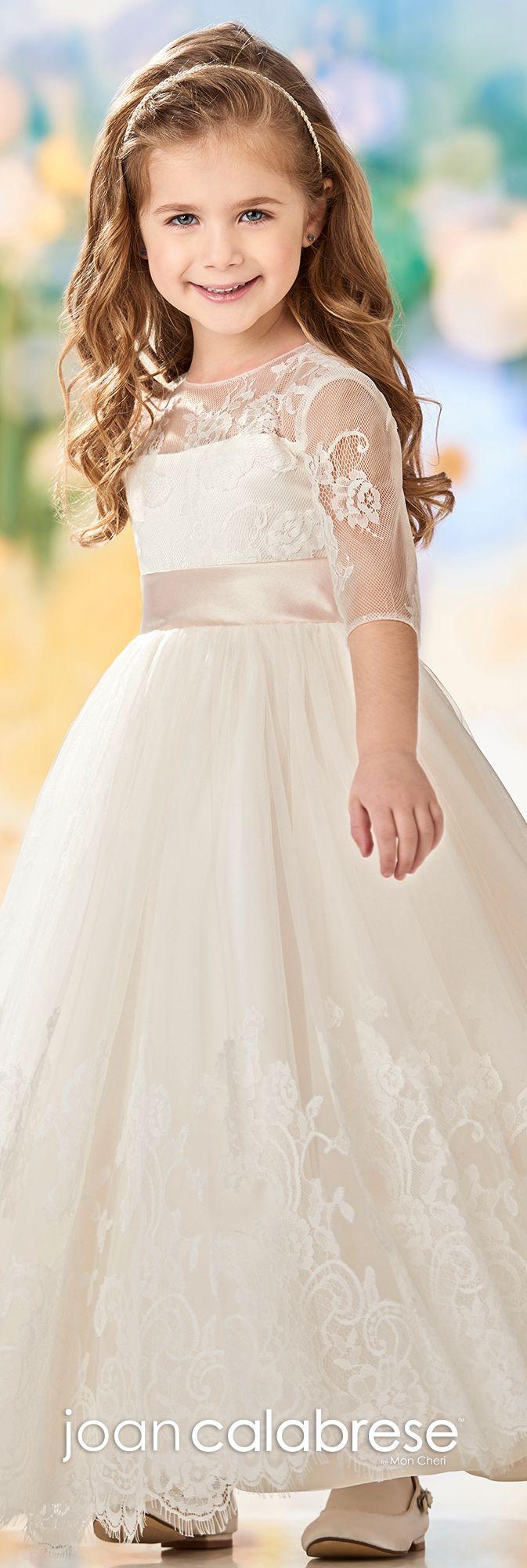 7963e47fe6d Joan Calabrese Flower Girl Dresses - 218352