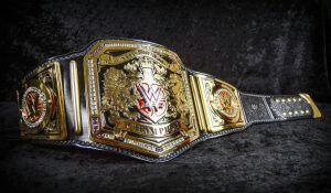 WWE United Kingdom Title   Championship Strap's