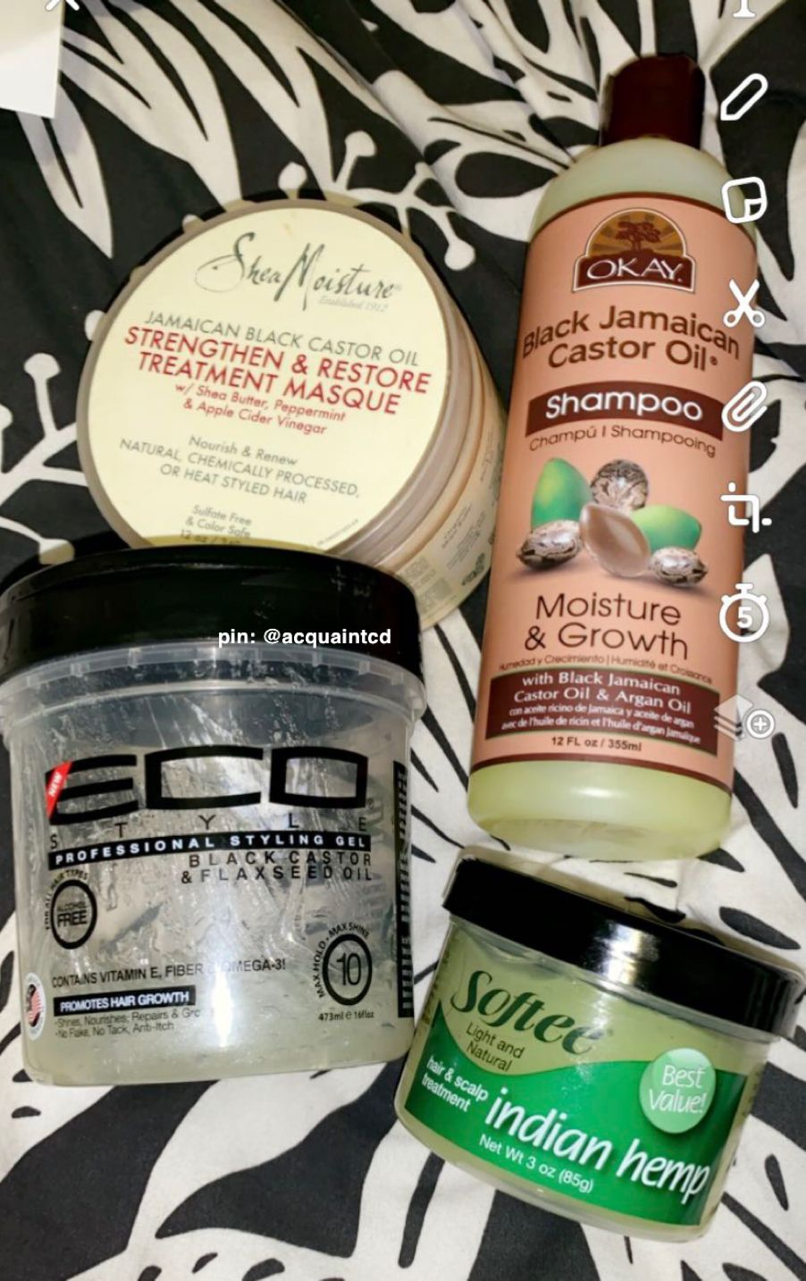 products that stimulate hair growth and strengthens hair