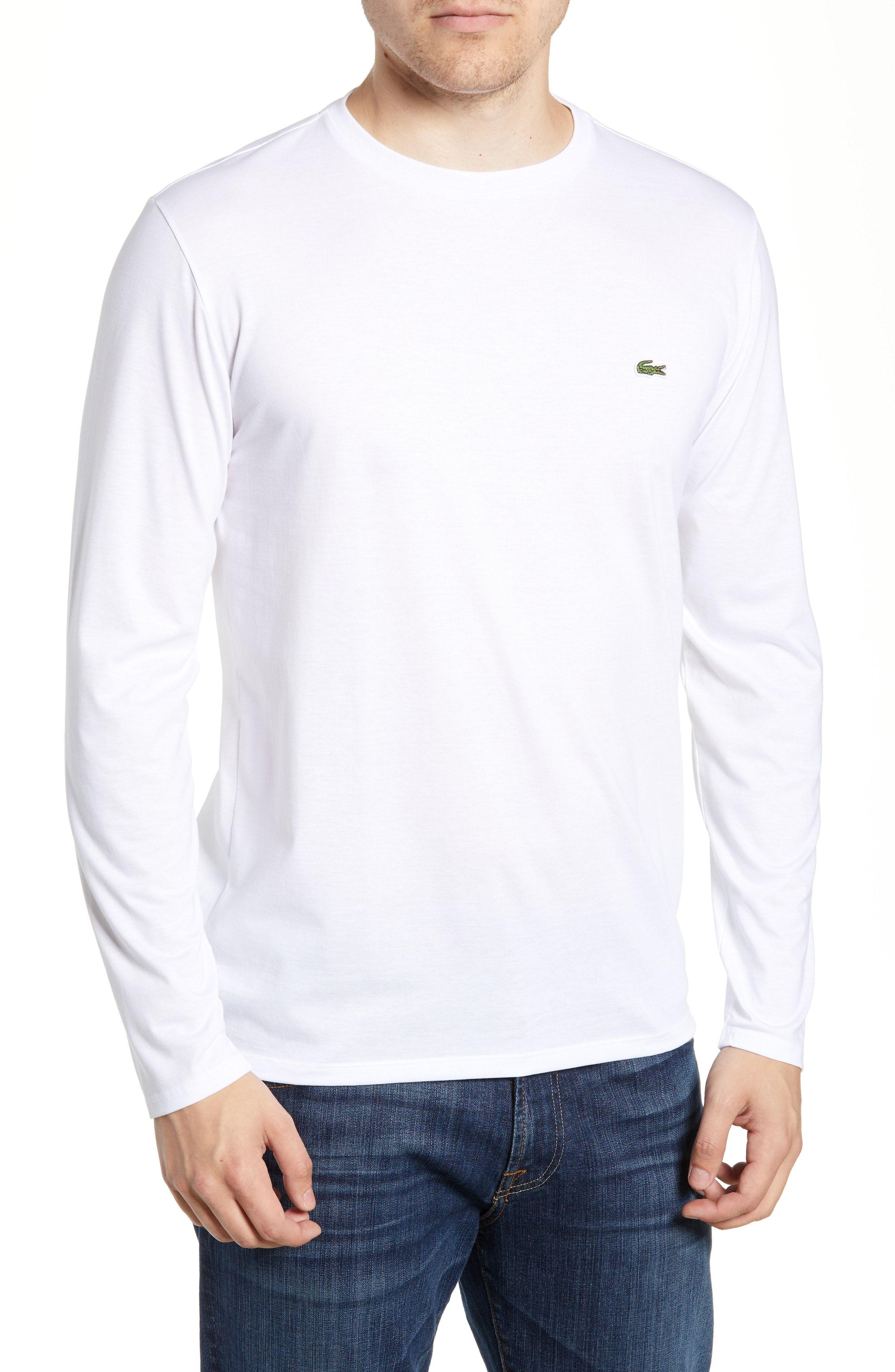 2f70eaa3 Pima Cotton Long Sleeve T Shirts Mens   Saddha