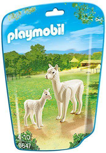 Alpaga PetitPlay Son Zoo Et 310526 6647 Le Mobil Playmobil bfgyY67