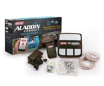 39142R Genie Aladdin Connect Smart Phone Garage Door