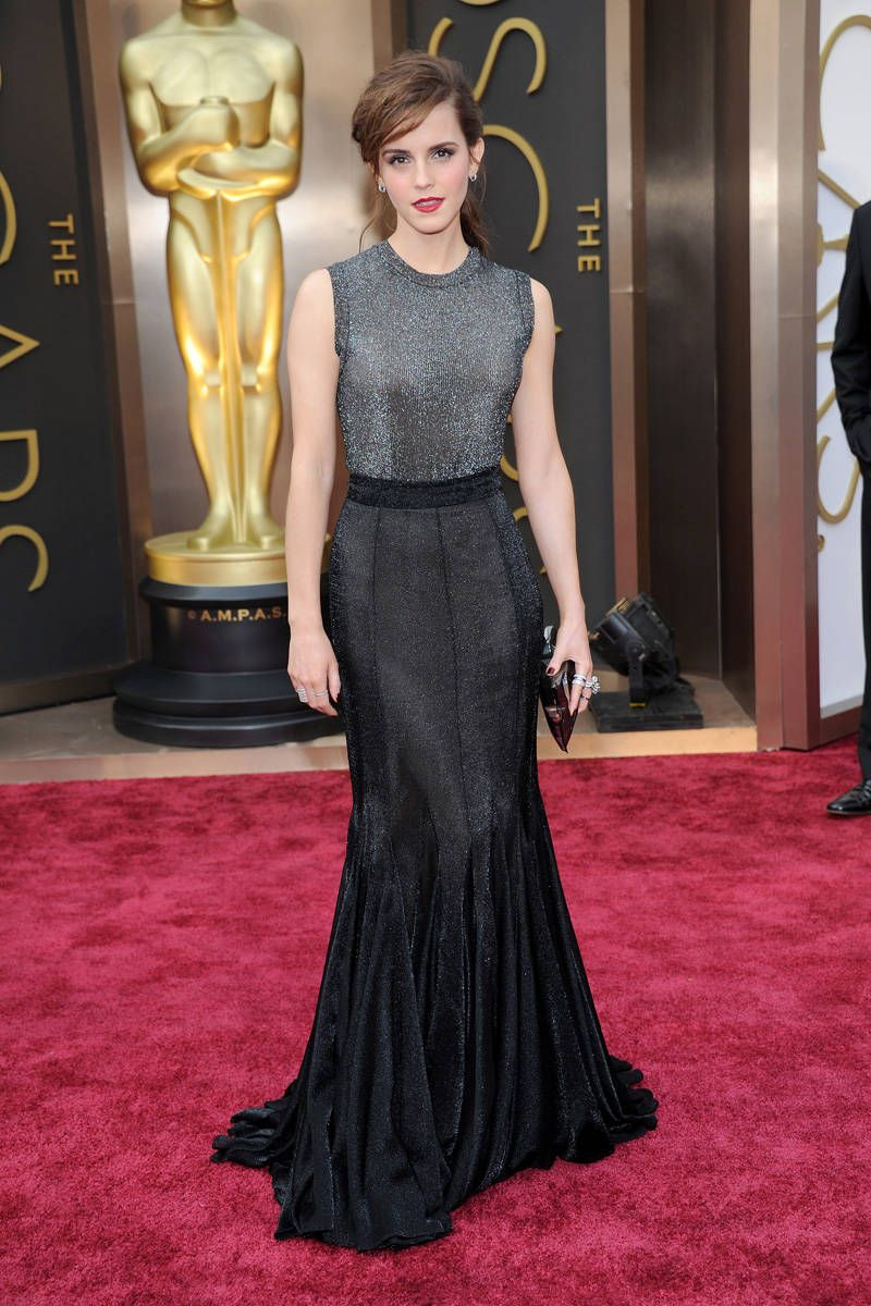 All the Looks from the Oscars Red Carpet | Red carpet fashion ...