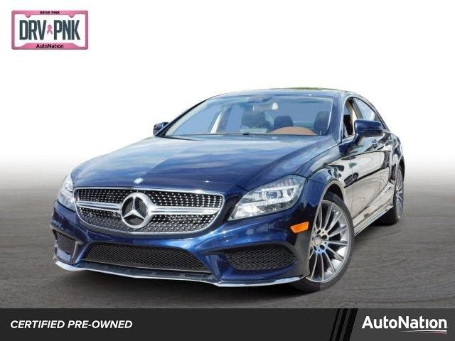 Used Mercedes-Benz CLS-Class For Sale West Palm Beach, FL ...