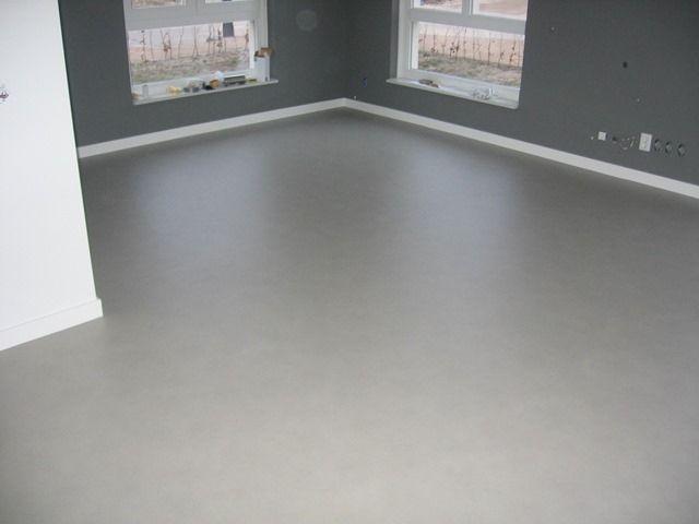 Antraciet Pvc Vloer : Pvc vloer betonlook google zoeken sneekhuis pinterest