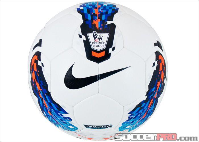 Nike Seitiro Match Ball - Premier League - White with Orange and  Blue... 119.99 8849549db