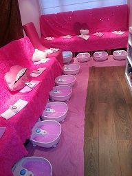 Kids Spa Party Supplies No Girls Spa Parties Spa Party For
