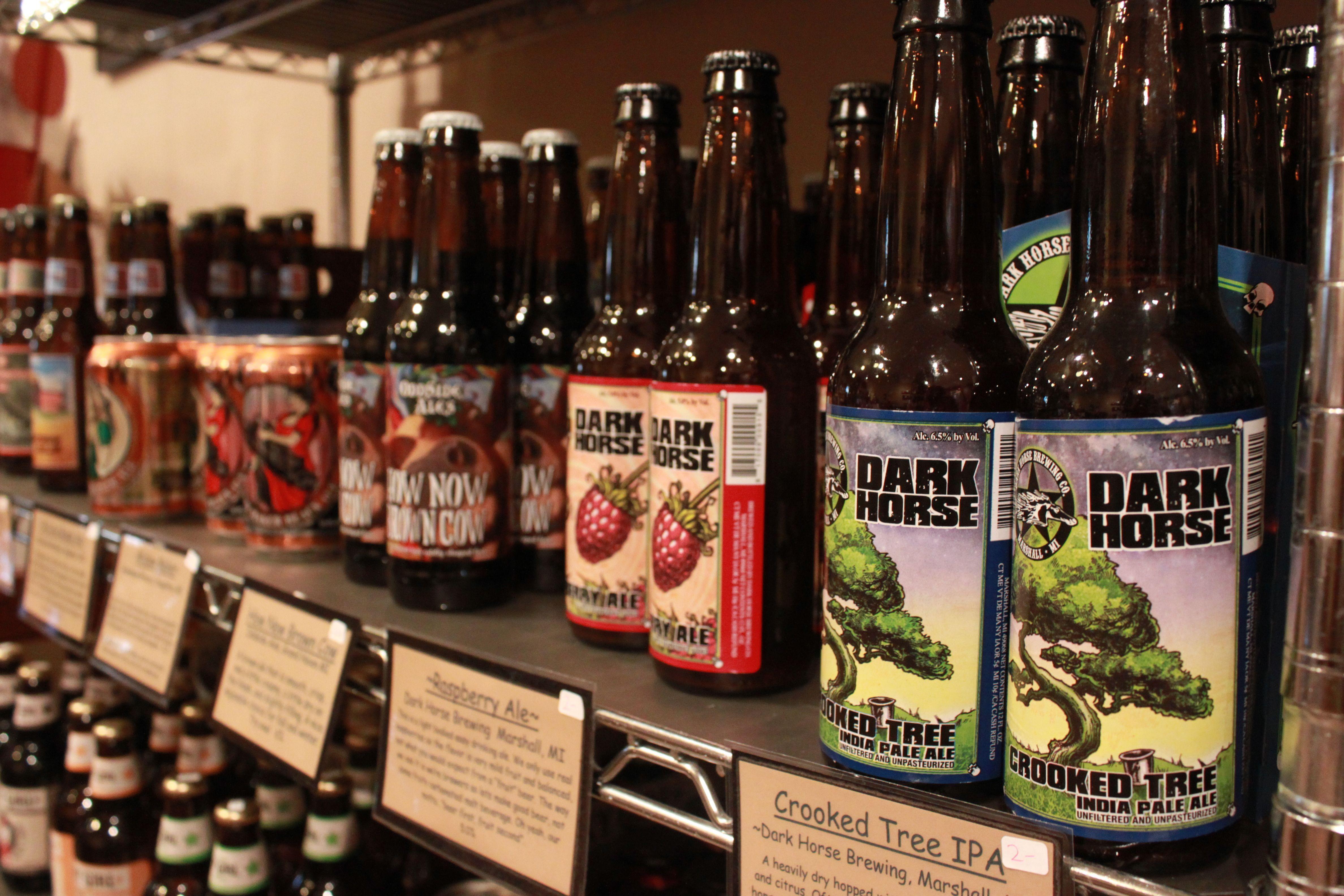17+ Michigan craft beer shipping information