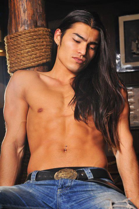 Naked hot native american guys