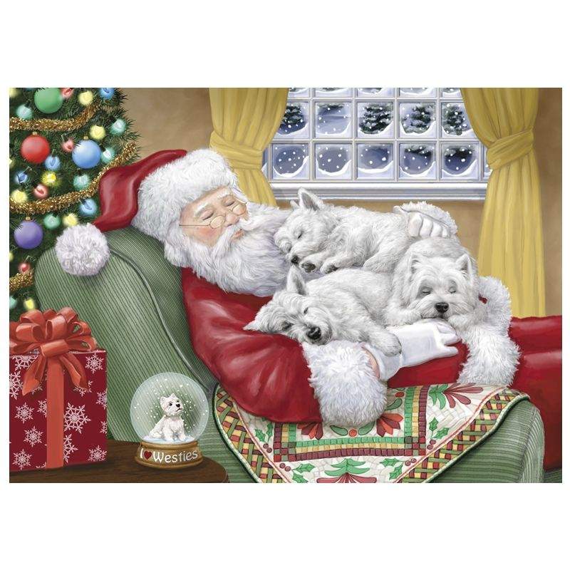 Westie Christmas Cards | I ♥ Westie | Pinterest | Christmas ...