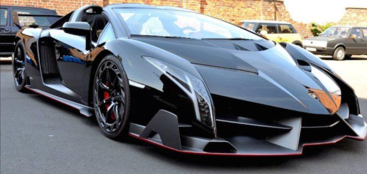 The Lamborghini Veneno Roadster A Rare And Limited Edition