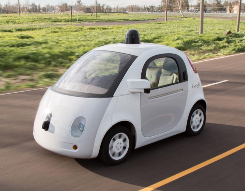 Uber, Google, Ford create self-driving car lobbying group.