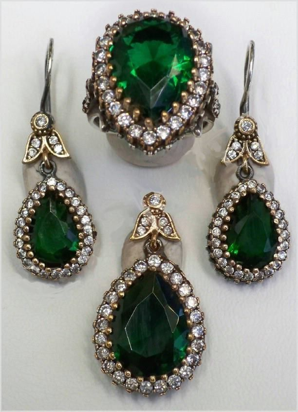 Ottoman Jewelry Amazing Jewerlly طلا جواهر Pinterest Jewellery