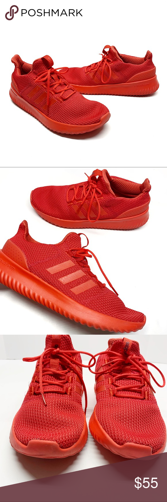 ❌SOLD❌ • Adidas Cloudfoam Ultimate Running Shoes | Adidas ...