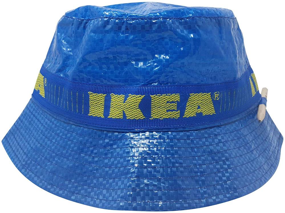 Amazon Com Ikea Bucket Hat With Pencil Handmade Cap Fashion Street Wear Blue Clothing Bucket Hat Streetwear Fashion Fashion