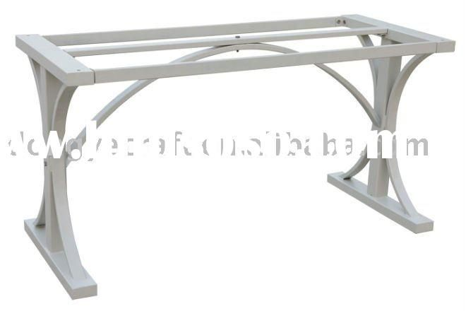 wrought iron table legs bases | wrought iron table base, wrought