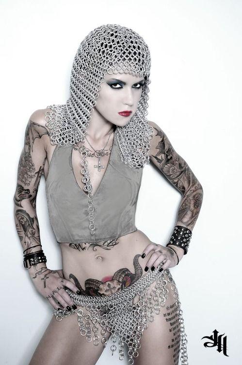 Malice McMunn   Fashion, Tattoo trends, Women