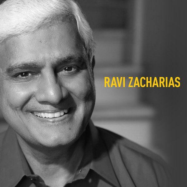 Ravi Zacharias (@RaviZacharias) on Twitter