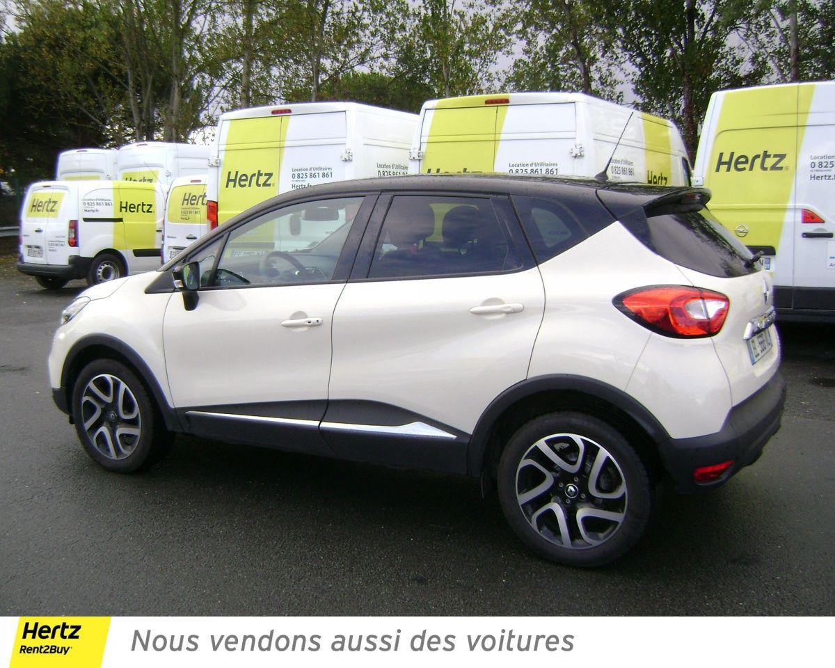 2017 Renault Captur Photo De Voiture Voiture Occasion Et Voiture