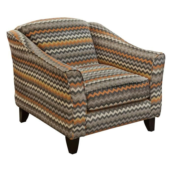 Accent Chair In Reaction Haze Nebraska Furniture Mart Accent Chairs