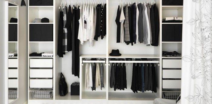 Resultado de imagen de organizacion de armarios empotrados - Como organizar un armario empotrado pequeno ...