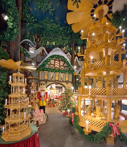 Christmas Shops Germany