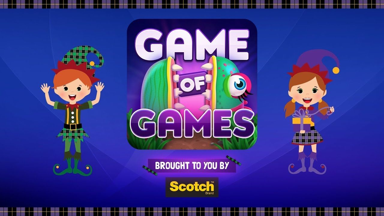The Game Of Games App Is Here Enter The World Of Game Of Games With Ellens Newest App Play Fun Trivia Games Against Rea Online Games For Kids Games Hit Games