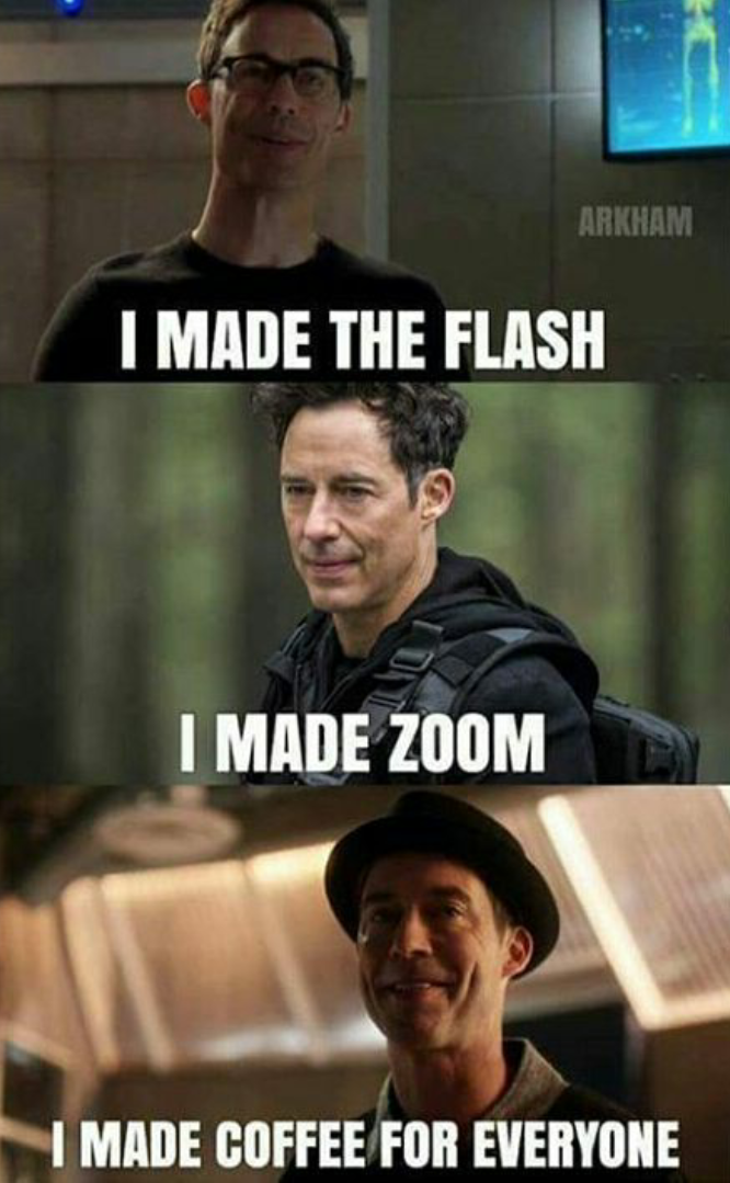 Image Result For The Flash Memes In 2020 Flash Funny Supergirl