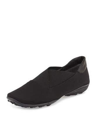 bfcf5376a Sesto Meucci Urika Weatherproof Stretch Loafer, Black.#affiliate ...