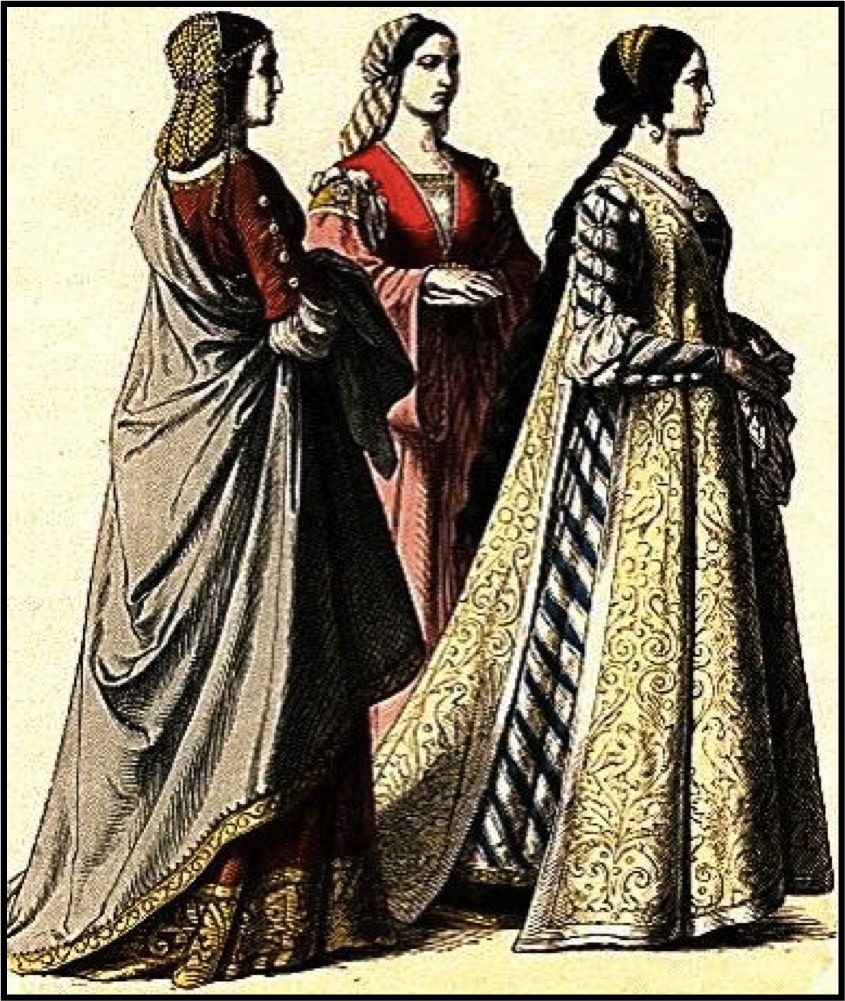 53 Best Images About Medieval Dress On Pinterest: Italy Renaissance Clothing - Google Search