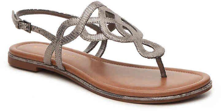7d69d66af8a6 Kelly   Katie Women s Poppie Flat Sandal