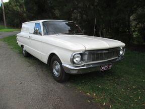 1965 Ford Falcon Xp Windowless Panelvan Australian Cars Cars For Sale Unique Cars