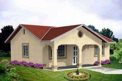 Modelo de casa sencilla 1 piso arquitectura y decoraci n for Modelos de casas sencillas