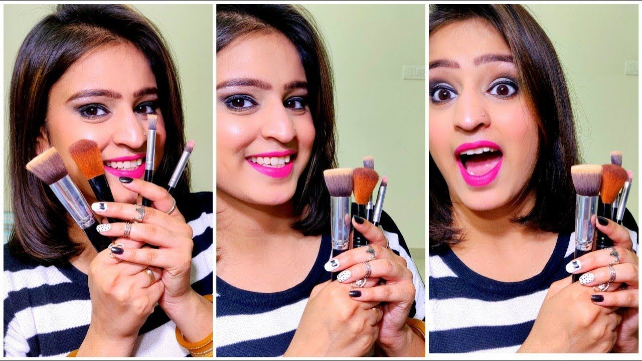 Photo of Beginners Guide To Make-Up Brushes | Make-Up Brushes and Their Uses| Aditi Gupta, #Aditi #Beg…